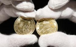 Бельгия выпустила монеты номиналом 2,5 евро
