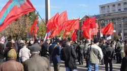 Оккупированные Луганск и Донецк возвращаются в СССР