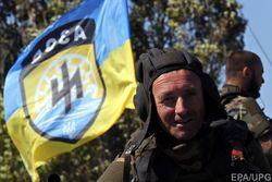 Обстрелы сил АТО уменьшились, но отдельные нападения боевиков продолжаются