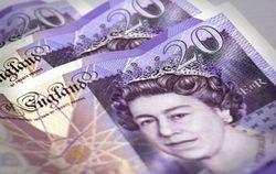 Фунт вырос на 0,35% к курсу доллара на Форекс на фоне быстрого роста экономики Англии