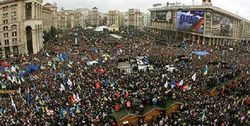 Перед Новым годом Евромайдан навестит Януковича в Межигорье - оппозиция
