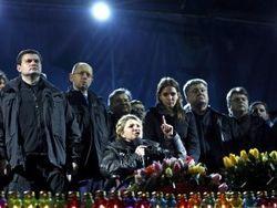 Тимошенко пообещала быть гарантом Майдана Украины