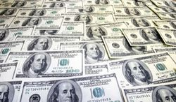 Курс доллара на Forex растет в середине дня