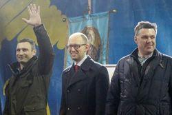 Партия регионов заявляет об угрозе независимости Украины