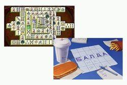Маджонг и Балда названы самыми популярными логическими играми в Интернете
