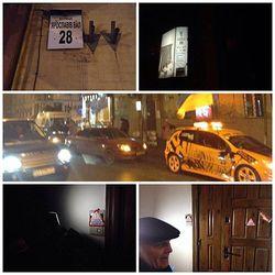 Автомайдан пикетировал квартиру министра Табачника