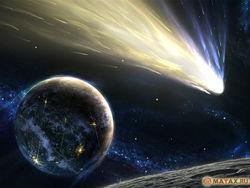 Путешествие из глубин космоса: комета ISON приближается к Солнцу