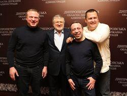 Коломойский замораживает политический проект УКРОП?