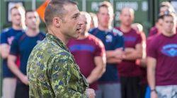 Канадским военным есть чему поучиться у украинцев – подполковник Арсенолт