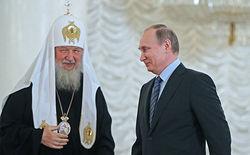 Патриарх Кирилл против иностранных слов в русском языке