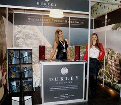 Dukley Gardens на выставке «Вся Недвижимость Мира» в Москве