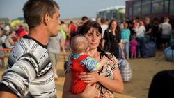 Количество лагерей для украинских беженцев в России сокращается