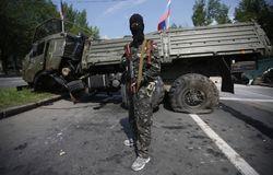 Пресс-центр АТО: боевики обстреляли город Счастье - есть раненые