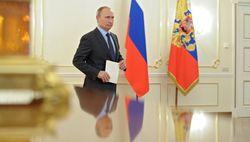 Путин поздравил украинцев с 70-летием освобождения от фашистской оккупации