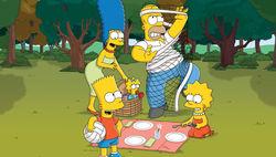 """Мультфильм """"Симпсоны"""", оказывается, полон математических загадок"""