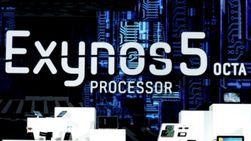 Процессоры Exynos 5 Octa от Samsung могут стать восьмиядерными