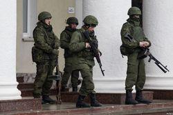 В Крыму властвует человек с оружием – УДАР