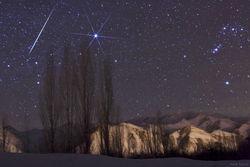 Солнечная система: Загадка звездопада Геминиды - астероид или комета?