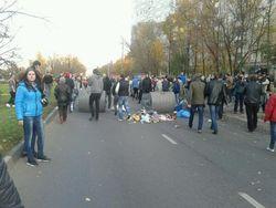 Народный бунт в Бирюлево