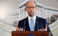 Яценюк назвал три главные просьбы Украины к Евросоюзу