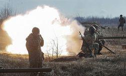 Боевики продолжают обстреливать населенные пункты – штаб АТО