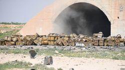 Армия Сирии использует российские кассетные авиабомбы – CIT