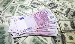 Курс доллара и евро на Forex к концу дня не выявили победителя