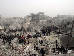 Süddeutsche Zeitung – без России невозможно урегулировать конфликт в Сирии