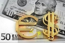 Курс евро на Forex начинает пятницу со снижения к доллару
