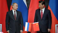 Экономические темпы Китая опережают Россию