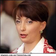 Министр юстиции Елена Лукаш