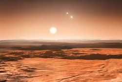 Ученые открыли три планеты, очень похожих на Землю