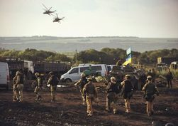 У штаба АТО есть план по «встрече» гуманитарного конвоя из России – Машовец