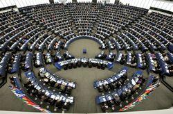 Европарламент принял резолюцию с призывом о санкциях против украинских чиновников
