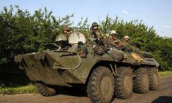 Возле Рубежного украинские части уничтожили 20 и ранили 30 террористов