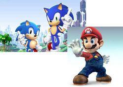Игры для мальчиков Соник и Марио названы популярными аркадами odnoklassniki.ru и VK