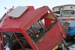 Установлена причина вчерашней аварии на ж/д переезде под Сумами