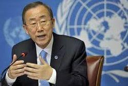 Оружие не ответ: генсек ООН не видит военного решения по Сирии