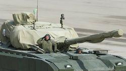 Новый российский танк «Армата» превосходит все западные аналоги – иноСМИ