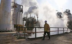 Баррель нефти Brent опустился ниже 28 долларов