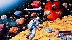 Насколько реально добывать полезные ископаемые на астероидах