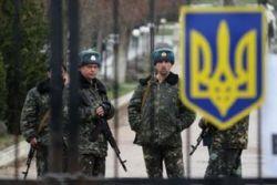 Минобороны займется передислокацией военных в Крыму по поручению СНБО