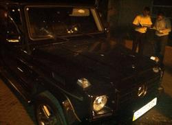 В Одессе расстреляли две иномарки криминального авторитета