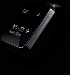 В Сети появилась новая информация о LG G Watch