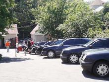 В Киеве у высокопоставленного судьи угнали «Toyota Venza»