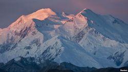 Новые технологии измерения понизили высоту горы Мак-Кинли на 25 метров