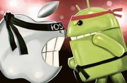 Приложения для iOS приносят разработчикам в 5 раз больше денег, чем для Android