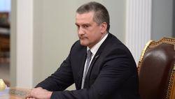 Аксенов понял, что без днепровской воды север Крыма превратится в пустыню
