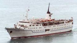 Лайнер из Турции зашел в порт Севастополя по фальшивым данным