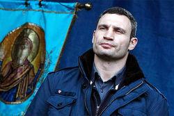 Кличко заявил о намерении стать мэром Киева